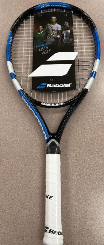 Babolat Drive Max 110 Tennis Racquet STRUNG **NEW**
