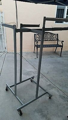 Commercial Clothes Rack No Shipping Pick Up Only In Los Angeles 90043