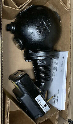 New Cleaver-brooks Cb-150s-bm Boiler Pump Lwco Manual Reset Water