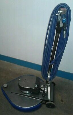 Pacific Steamex Model 2520ce Commercial Floor Burnisher. Electric Walk Behind.