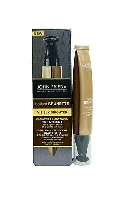 John Frieda Brilliant Brunette In-Shower Hair Lightening Treatment 34ml