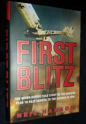 First Blitz by Neil Hanson   HB, 2008