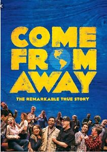Come From Away w/ Backstage passes! Fri. Dec 14th