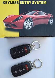 Keyless Entry ,Remote control ,Car remote control FULLY INSTALLED Brisbane City Brisbane North West Preview
