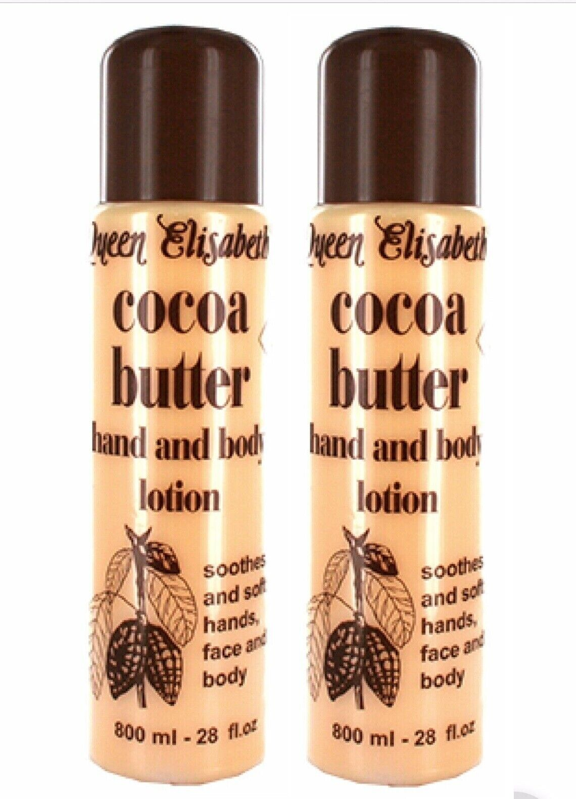 cocoa butter hand and body lotion 800ml