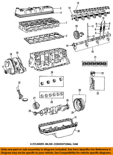 toyota oem 88 92 land cruiser engine oil pan gasket 1215161011 ebay 1999 Toyota RAV4 Engine Diagram toyota oem 88 92 land cruiser engine oil pan gasket 1215161011