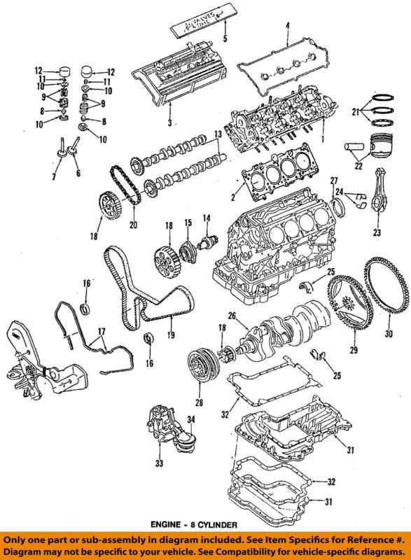 Audi Oem 00-06 A8 Quattro-engine Cylinder Head 077103063dr
