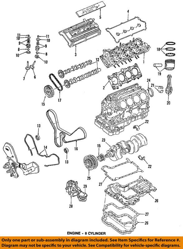 Audi Oem 01-03 S8-engine Cylinder Head 077103276x