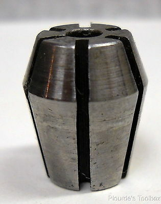 Used Double Taper Collet Drill Size 18 Dt Style Ww