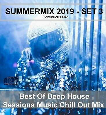 DJ Summer Mix 2019   Best Of Deep House Sessions Music Chill Out Mix 3