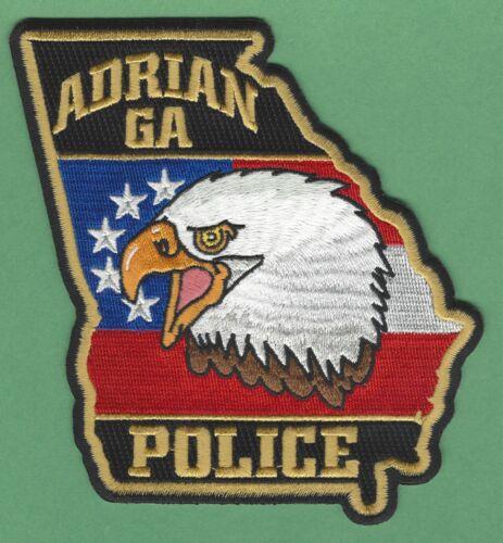 ADRIAN GEORGIA POLICE SHOULDER PATCH