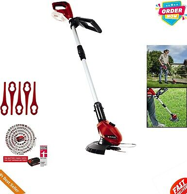 Einhell GE-CT 18 Li-Solo Power X-Change Cordless Lawn Trimmer - Body Only