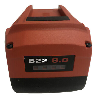 New Hilti B228.0 Ah Lithium-ion High Performance Battery Pack 2183185