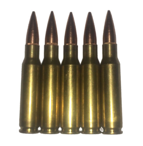 308 Winchester Snap Caps Training Dummy Rounds .308 Win US 7.62 NATO Safety Fake