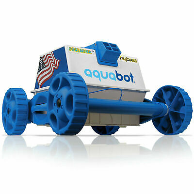 Aquabot APRV Pool Rover Hybrid Above Ground Automatic Swimming Pool Cleaner