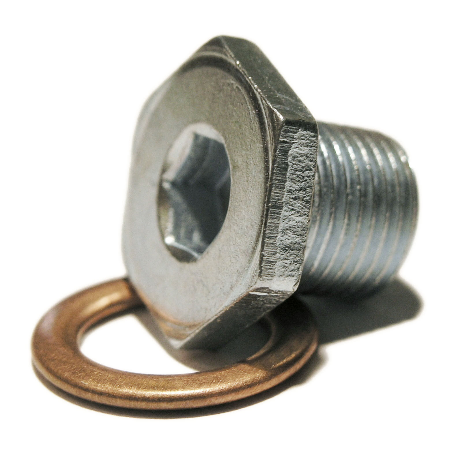 Petrol//Diesel Volvo Oil Sump Drain Plug Washer V70 C70 S60 S80 C30 V50 XC70