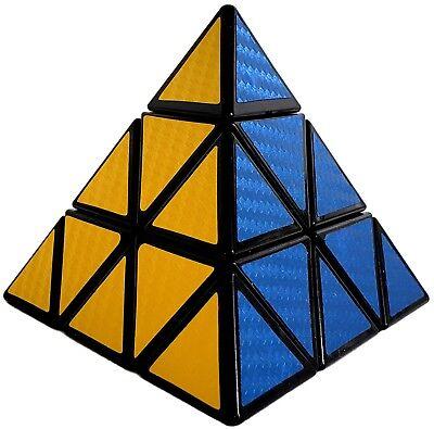 3x3 Pyramid Speed Cube Magic Twist 3D Puzzle Brain Teaser - USA SELLER!
