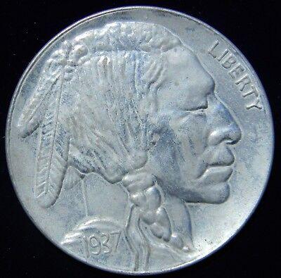 Nine 3-Inch Novelty Medals/Coins/Coasters, 5c Buffalo, 25c Stand Lib, $1 Morgan