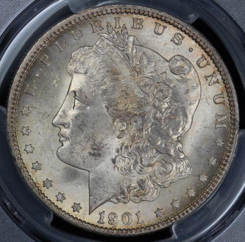 1901-O $1 Morgan Dollar PCGS MS 63