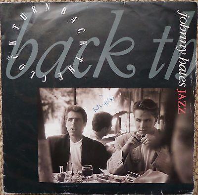 "JOHNNY HATES JAZZ - TURN BACK THE CLOCK/CRACKING UP, 7"" vinyl single record UK, usado segunda mano  Embacar hacia Argentina"