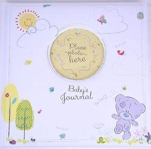 Carte Blanche- Me to You- Tiny Tatty Teddy Bear- Keepsake Baby Journal Book - BN