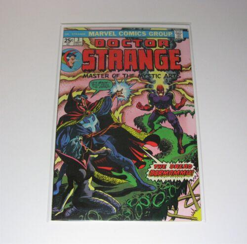 DOCTOR STRANGE #3 (DORMAMMU) NM (NEVER READ)