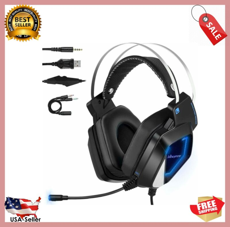 Gaming Headphones With mic And Noise Cancelling For Xbox one