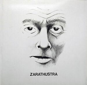 ZARATHUSTRA - Same - LP - 1972 - Re - SBLP077 - Second Battle - NEU -