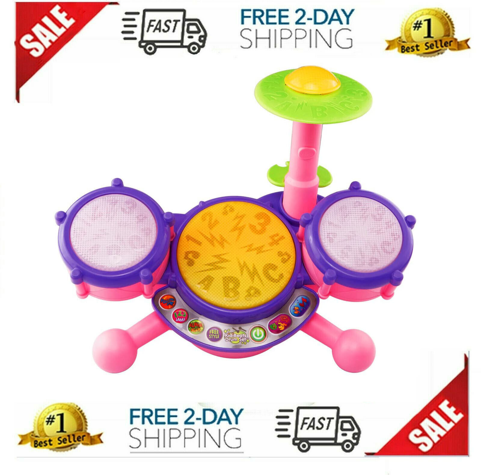 Educational Toys For 2 Year Olds Baby Kids Toddlers Girl Pin