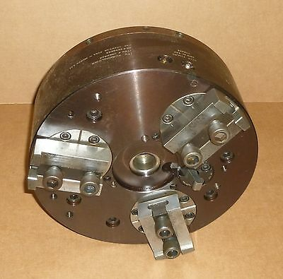 12 Itw Woodworth 3 Jaw Ball Lock Power Lathe Chuck Nice