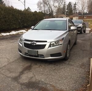 2012 Chevrolet Cruze LT- Low KM's, No Accidents, 2 sets of tires