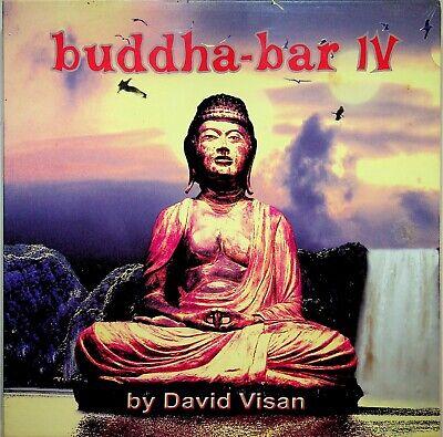 Buddha-Bar IV By David Visan- The Best of Chillout 5-LP BOX SET RARE 2002 Llorca