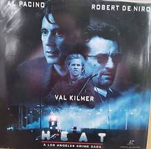 HEAT (Laser disc movie) St Marys Mitcham Area Preview
