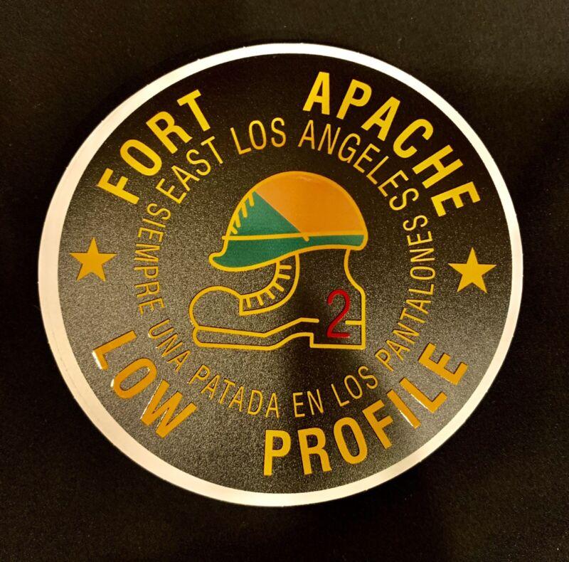 """Los Angeles County Sheriff Dept """"ELA"""" Outdoor/Indoor Vinyl Decal/Sticker"""