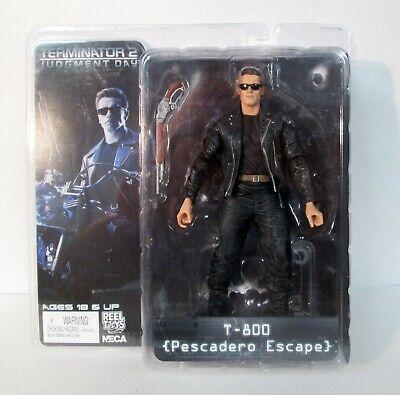 Terminator 2 T-1000 Pescadero Escape NECA Action Figure Authentic USA Seller