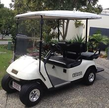 EZGO Shuttle Golf Cart / Buggy 4 Seater - Excellent Condition Hope Island Gold Coast North Preview