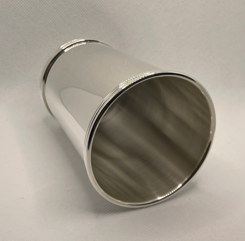 Sterling Silver Mint Julep Cup   International   127 grams