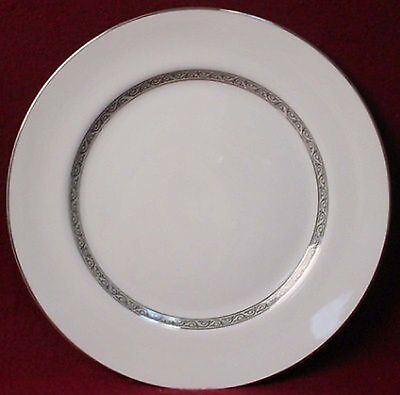 MIKASA china MANOR HOUSE 5433 pattern Bread Plate @ 6 1/2