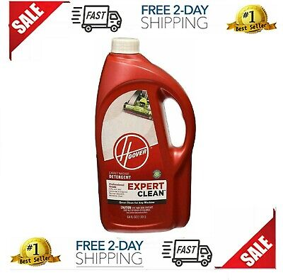 Hoover Carpet Washer Cleaner Cleaning Shampoo Detergent Expert Clean (Hoover Carpet Detergent)