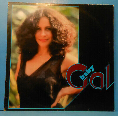 GAL COSTA BABY GAL LP 1983 BRAZIL ORIGINAL PRESS MPB GREAT CONDITION! VG+/VG+!! comprar usado  Enviando para Brazil