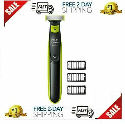 Philips Norelco Oneblade Hybrid Electric Trimmer and Shaver (QP2520/70) Freeship