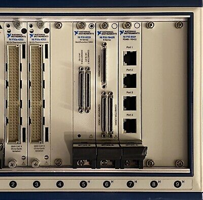 National Instruments Ni Pxi-8431 Rs485rs422