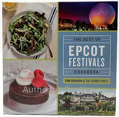 NEW Disney 2016 EPCOT Food & Wine Festival - Best of EPCOT Festivals