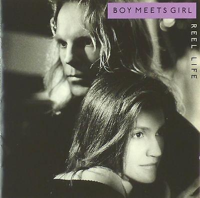 Meets Girl (CD - Boy Meets Girl - Reel Life - #A1132)