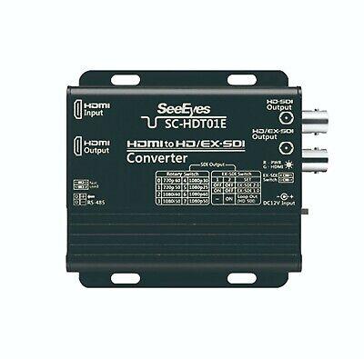 SeeEyes SC-HDT01E HDMI to HD/EX-SDI Converter