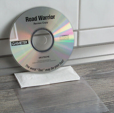 NEW NEU RAR Road Warrior Preview Copy Quarantine 2 Merchandising Trade Sample