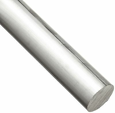 1-14 Diameter 6061 Aluminum Round Rod - 8 Length - Lathe Bar Stock
