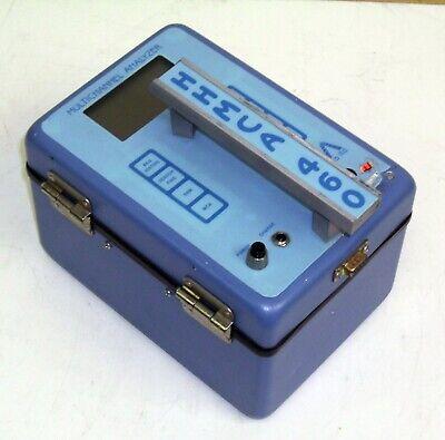 Tsa Hhmca-460 Hand Held Multichannel Analyzer With Nai Scintillation Detector