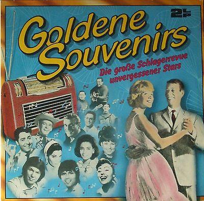 Goldene Souvenirs - Die grosse Schlagerrevue unvergessener Stars (2 LPS 1982)