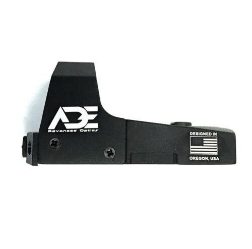 Ade Optics RD3-006B Python Green Dot Micro Mini Reflex Sight For Handgun